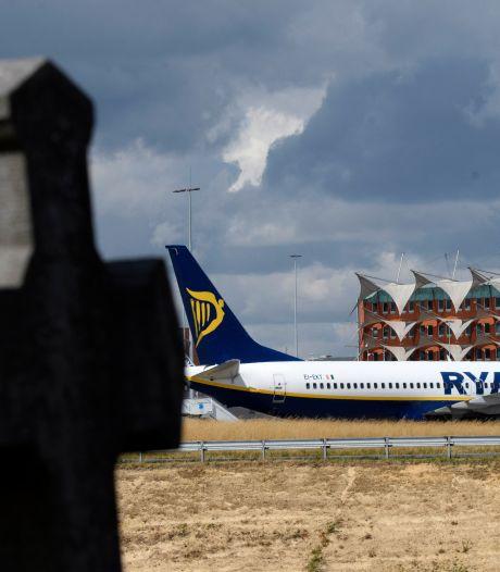 """""""Un enterrement symbolique"""" est prévu ce vendredi à l'aéroport de Charleroi"""