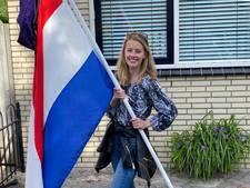Geslaagd! Ze wisten het al, maar eindelijk kan de vlag uit voor deze eindexamenleerlingen uit de regio