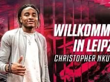 Christopher Nkunku passe du PSG au RB Leipzig pour 13 millions