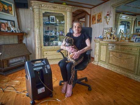 Annie Reuvers overlijdt daags nadat haar woonwagen is fijngeknepen en afgevoerd