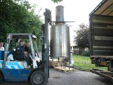 Dit jaar al negen drugslabs ontdekt in Oost-Nederland, een record