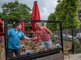 Nieuwe Tilburgse terrasregels van kracht: geen 'hokjes' meer aan de straatkant