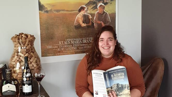 Zin in gin op basis van olifantenmest? Gaëlle (21) verkoopt het in haar nieuwe Zuid-Afrikaanse webshop