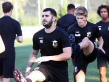 Tot inkeer gekomen: Rensy (28) wil het plezier in voetbal terugvinden