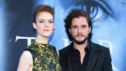'Game Of Thrones'-koppel Kit Harington en Rose Leslie verwacht eerste kindje