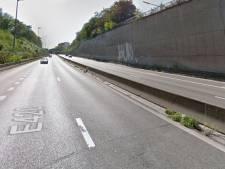 L'A54 fermée à Petit-Roeulx en direction de Charleroi après un accident
