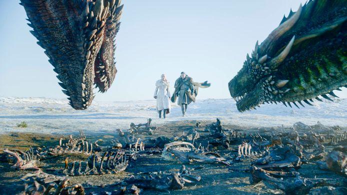 """""""House of the Dragon"""" se concentrera sur l'histoire de la maison Targaryen."""