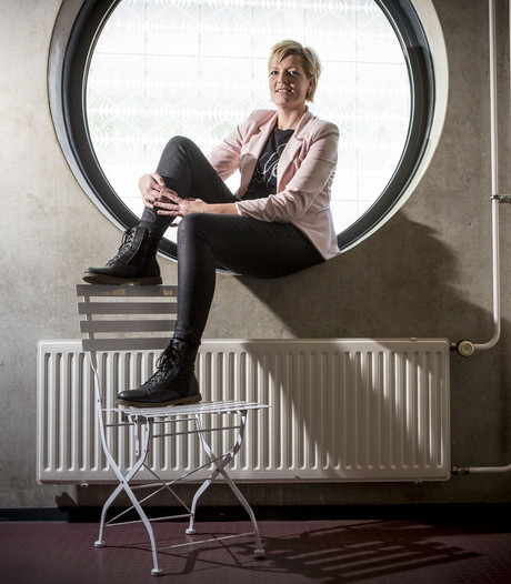 Sandra Tiethoff uit Overdinkel: 'FC Twente zit diep in mijn hart'