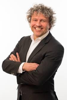 Allard Besse, hoofdredacteur van de Stentor: 'We willen altijd weten hoe het zit'