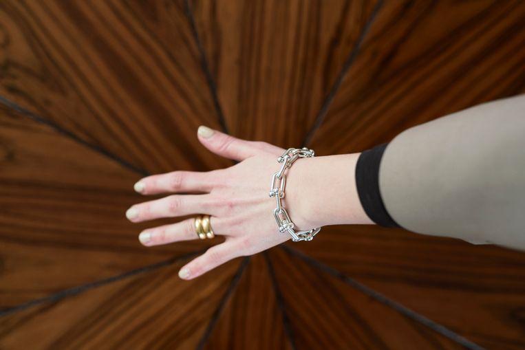 Armband van Tiffany & Co Beeld Jordi Huisman