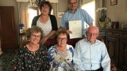 Robert en Marie delen al 60 jaar lief en leed