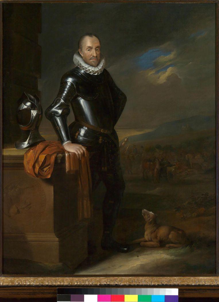 Willem, prins van Oranje door Jan Tilius. Beeld Koninklijke Verzamelingen, Den Haag