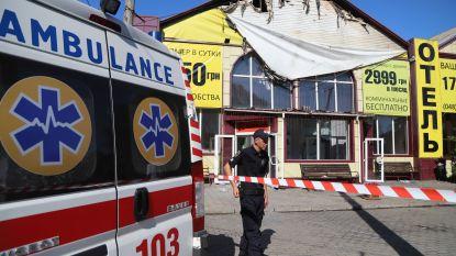 Acht doden bij hotelbrand in Oekraïense havenstad Odessa