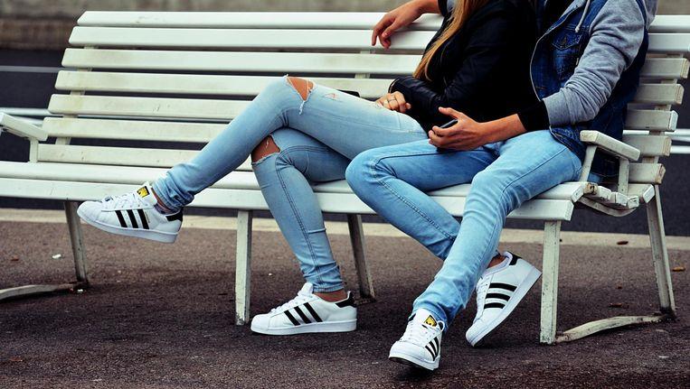 converse schoenen piepen
