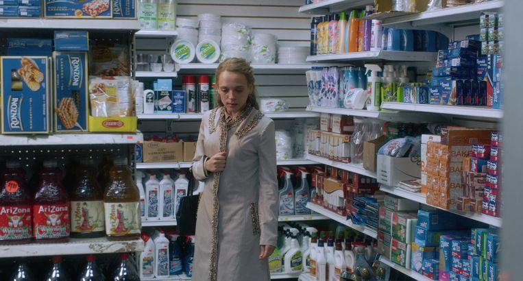 Unorthodox: keuring in de supermarkt Beeld