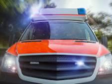Duitse vrouw (26) overleden bij zwaar ongeval net over de grens bij Winterswijk