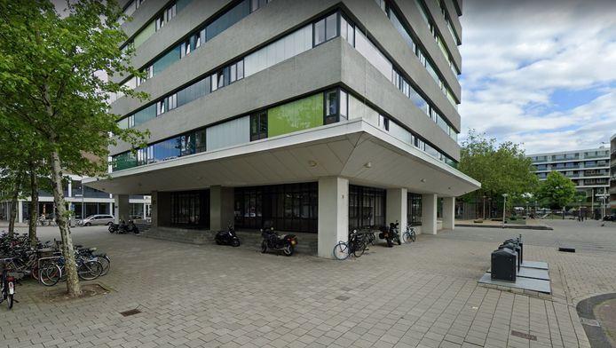 De Rijswijksestraat in Amsterdam