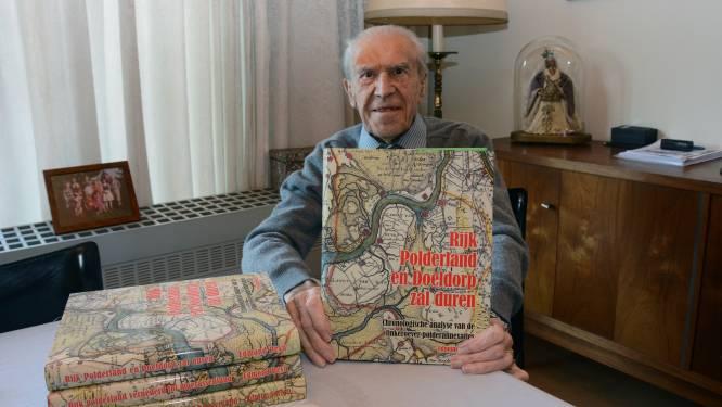 Auteur Mon Reyn (88) overleden, maar hij laat wel indrukwekkend epos over ontstaan van Waaslandhaven achter