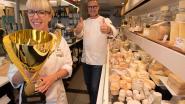Nathalie is beste kaasmeester ter wereld