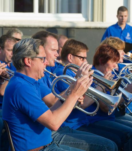Markelose Fanfare trapt jubileumjaar af met reünie
