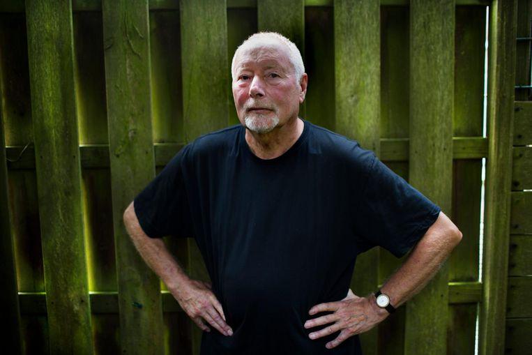 Jan Gouw uit Oostzaan. Beeld Ton Koene