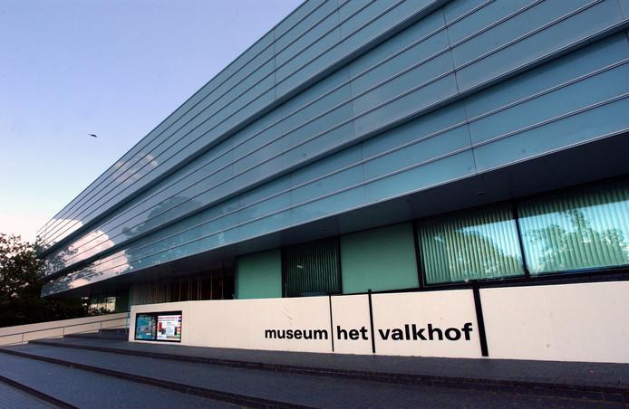 Het Valkhofmuseum in Nijmegen.