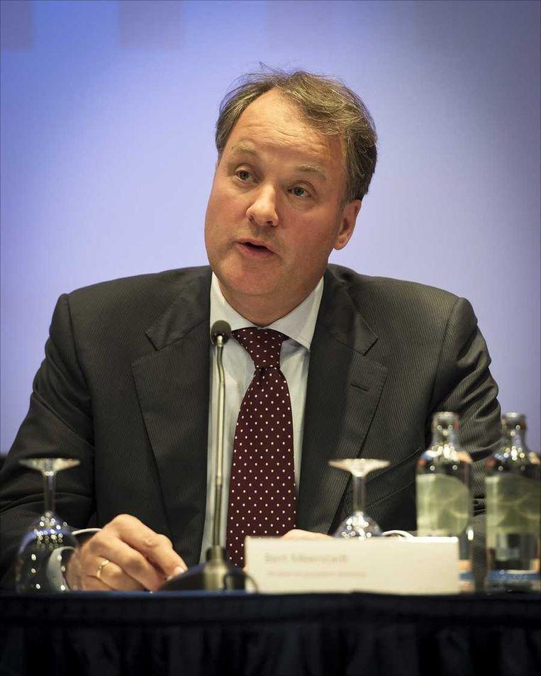 NS-directeur Bert Meerstadt. Beeld anp