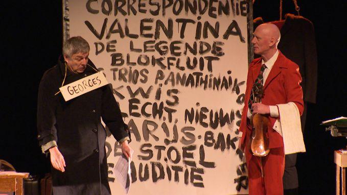 Boezemvrienden Kamagurka en Herr Seele staan weer samen op het podium
