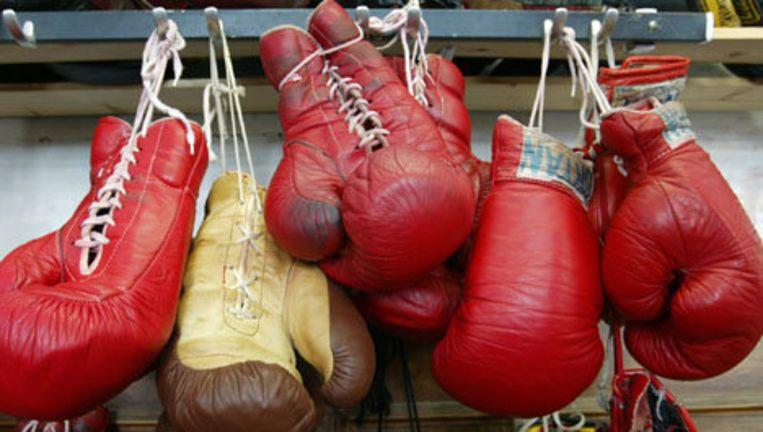 Naast boksen kunnen jongeren ook terecht voor huiswerkbegeleiding, sollicitatietrainingen en leer- en werktrajecten. Foto ANP Beeld