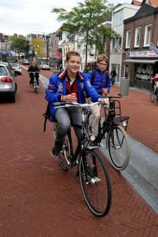 'Fietsers weren uit Rijnstraat? Dan wordt het hier wel erg stil'