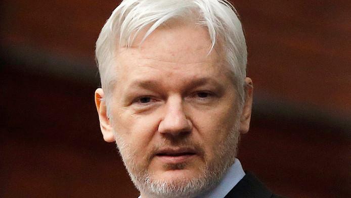 Julian Assange.