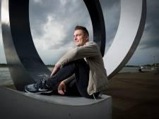 Aanvaller Muller met Nieuw-Lekkerland verrassende koploper 1C: 'Het plezier is helemaal terug'
