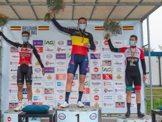 Jordi Meeus (beloften) en Stijn Siemons (elite zonder contract) pakken titels op BK in Lokeren