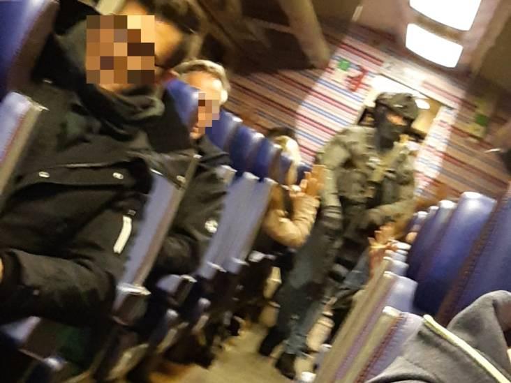 Man aangehouden na politieactie op station Eindhoven: 'Iedereen in de coupé moest zijn handen omhoog doen'