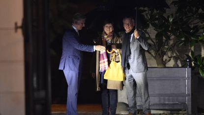 Koning verrast opnieuw: Sabine Laruelle (MR) en Patrick Dewael (Open Vld) aan zet