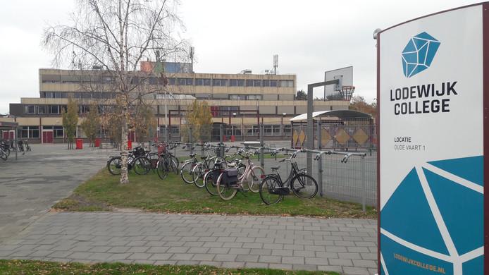 Lodewijk College, locatie Oude Vaart.