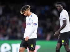 """""""Il ne faut pas penser qu'à sa gueule"""": Theo Bongonda se lâche après la défaite de Genk"""