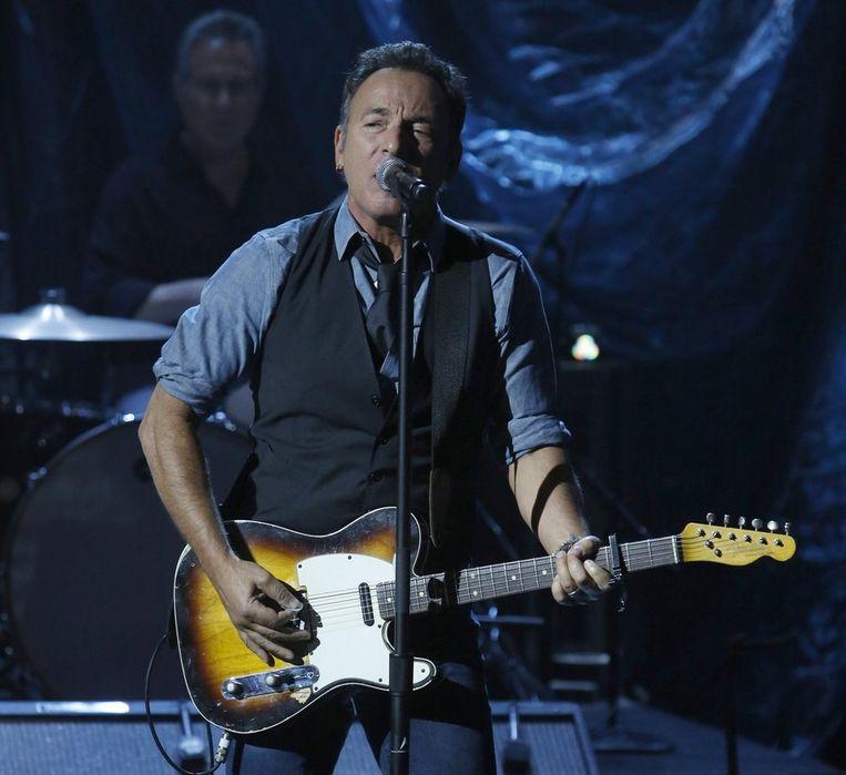 Bruce Springsteen. Beeld reuters