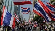 Opnieuw duizenden betogers tegen regering in Bangkok