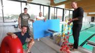 Niet reserveren in Verbauwenbad, wel maximum 100 zwemmers in het zwembad