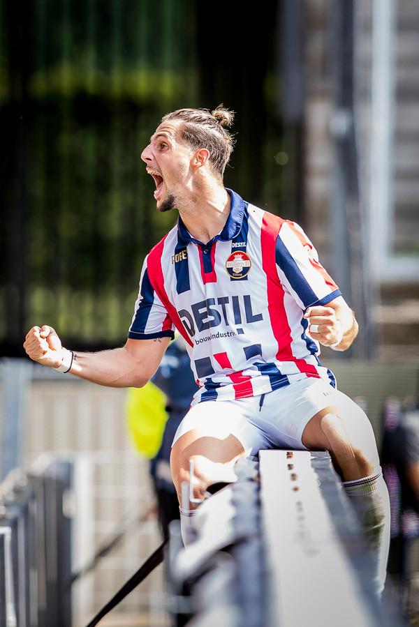 Fran Sol blijft tenminste tot de winterstop bij Willem II.
