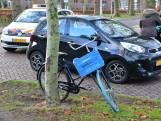 Meisje op fiets aangereden door auto in Breda