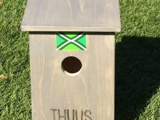 Achterhoeks nestkastje 'Thuus': ook voor vogels die níet oerend hard tsjilpen