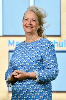 Rector Ankie Schouten: 'Gek op mavodiesels'
