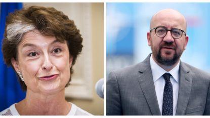 """Premier Michel roept Franse ambassadrice """"figuurlijk"""" op het matje na uitspraken rond F-16-dossier"""
