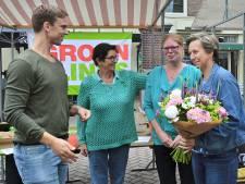 Lintje van GroenLinks Culemborg voor Hulpgroep Laag Inkomen