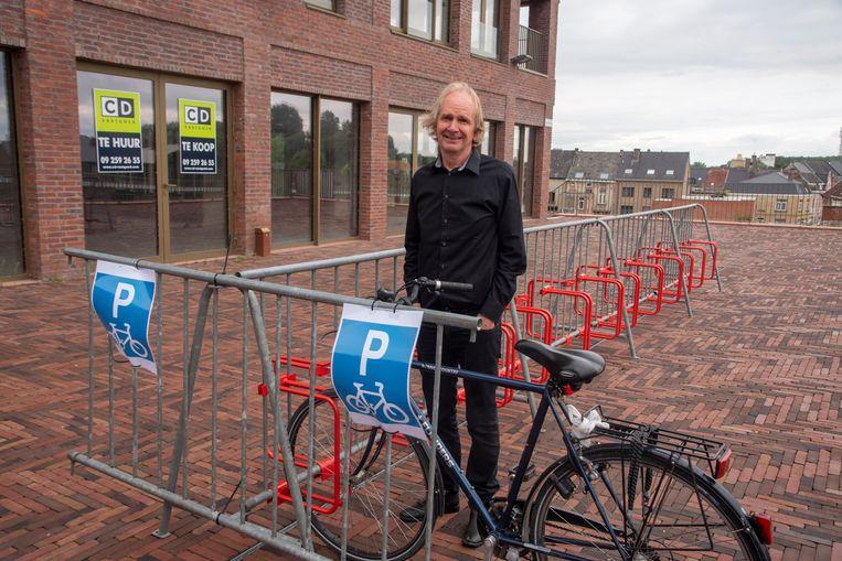 Wetteren investeert in 50 mobiele fietsstallingen voor kermis en evenementen.
