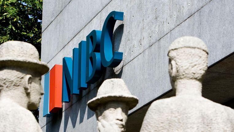 Exterieur van het hoofdkantoor van zakenbank NIBC in Den Haag Beeld anp