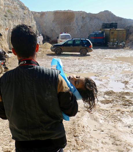 Frankrijk bewijst: Syrië zit achter gifgasaanval