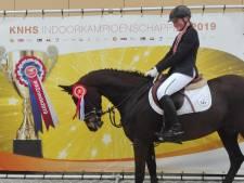 Tweede plaats op NK voor Chantal Nijhof  van De Pasruiters